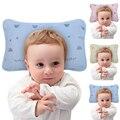 Travesseiro 37x22 cm infantil fundamento do bebê produtos do bebê dormir posicionador macio respirável de fibra de planta natural travesseiro urso