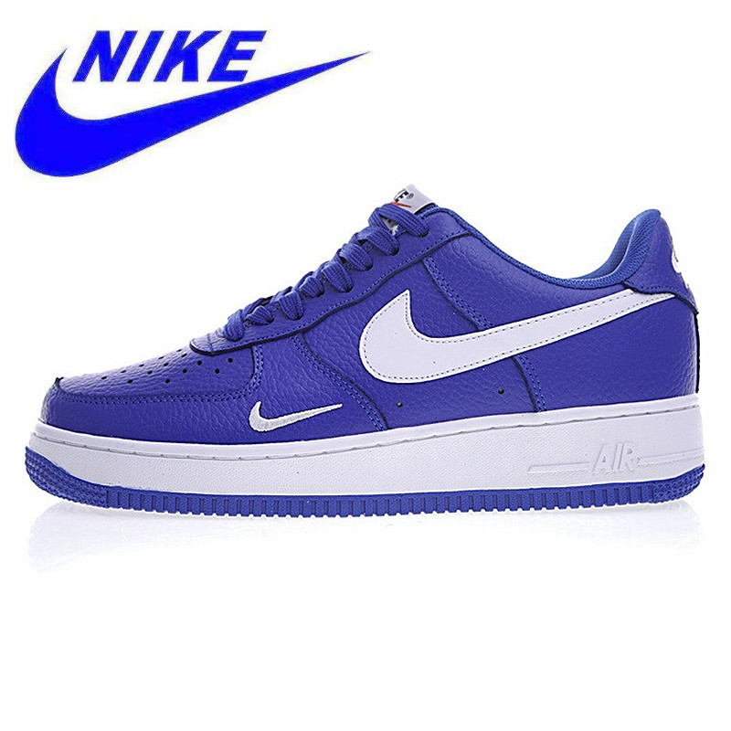 separation shoes e0ae1 6cedb Original Nike Air Force 1 One Low Help AF1 Mens Skateboarding Shoes,Male  Sport Outdoor Sneaker Shoes