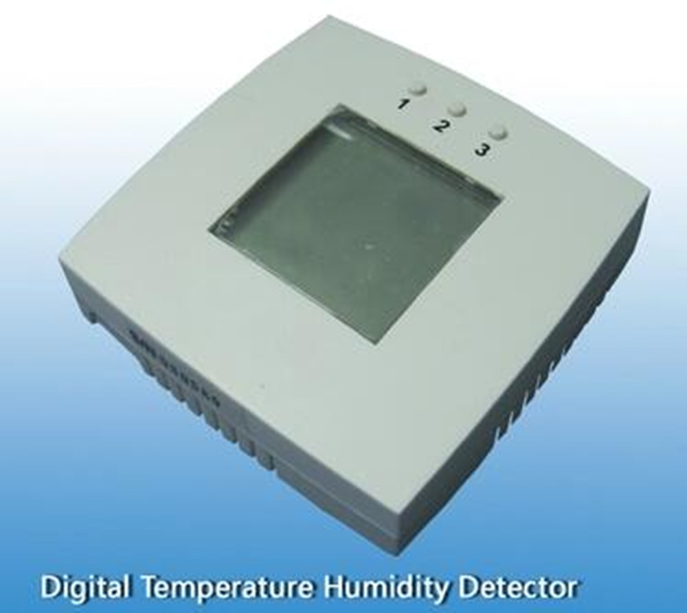 Digital Temperature and Humidity Alarm Detector temperature and humidity sensor protective shell sht10 protective sleeve sht20 flue cured tobacco high humidity