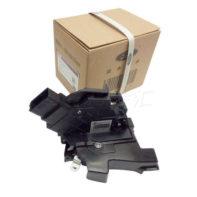 Pour Ford 05-13 Focus classique bloc de verrouillage de porte ensemble moteur de ceinture serrure centrale moteur de verrouillage de porte moteur