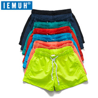 ONE SNOW 2017 Fashion Breathable Fabric Shorts Men Summer Fashion Men Shorts Casual Beach Shorts Joggers