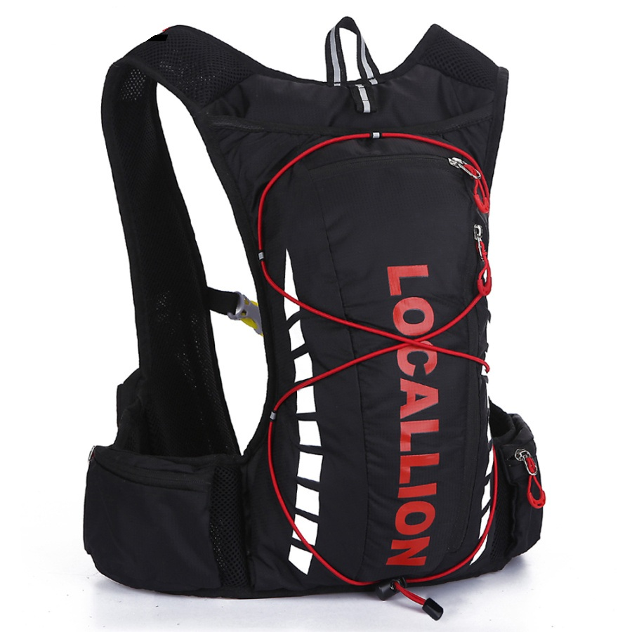 Cycling Backpack 10L Bicycle Bag Outdoor Cycling Climbing Backpack Running Breathable Mountaineering bisiklet aksesuar roswheel
