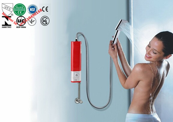 EU Plug Tankless Water Heater 3000W Electric Shower Instantaneous Water  Heater Instant Hot Water Heaters Temperature Regulation In Electric Water  Heaters ...