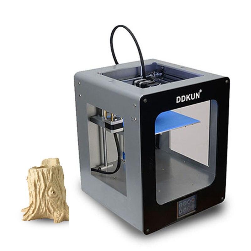 diy 2018 mini desktop metal frame simple 3d printer for structure model