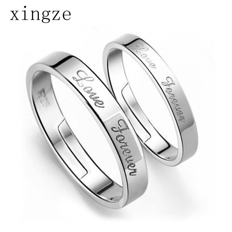 ᗗhigh quality silver ᐂ plated plated rings simple