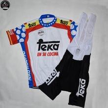 Gel-Pad JIASHUO Cycling-sets/Jersey/bib-shorts Bike Classical Retro Multi-Chooses Team-Pro