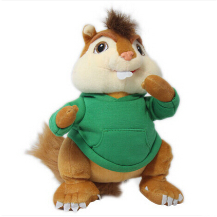 product Alvin and the Chipmunks Cute soft plush Little Toy Chipmunks Theodore