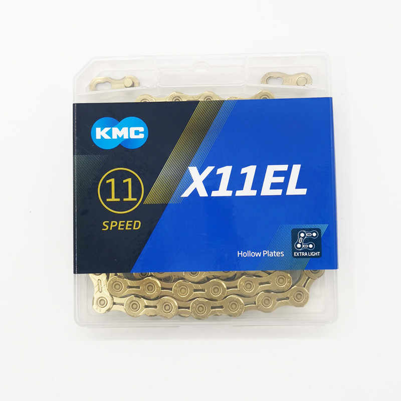 КМК Z99/X9/X9SL/X10/X10SL/X11/X11SL цепи, 116 ссылки, 6/7/8/9/10/11 скорость, серебро/серый/золото для mtb велосипедная цепь, для велосипеда