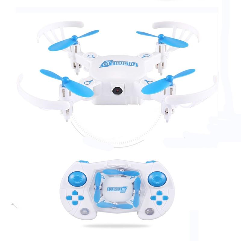 NASHAN 2.4G 4CH Camera pliabilă Dron Flying Camera Drone Mini Drone - Jucării cu telecomandă