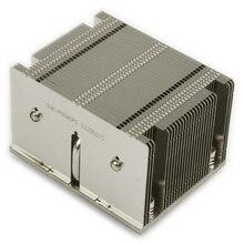 ЦП сервера радиатора SNK-P0048PS X9 X10 2U пассивный Процессор кулер Narrow ILM LGA2011 2U пассивный радиатор для розеток LGA 2011