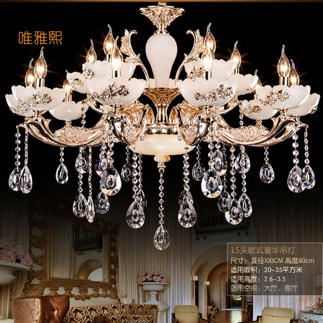 Large crystal chandelier Lighting Luxury crystal light Fashion chandelier crystal Modern Large chandeliers Living room bedroom free shipping smoky grey fashion of luxury large crystal chandelier light living room lights modern crystal chandelier lighting