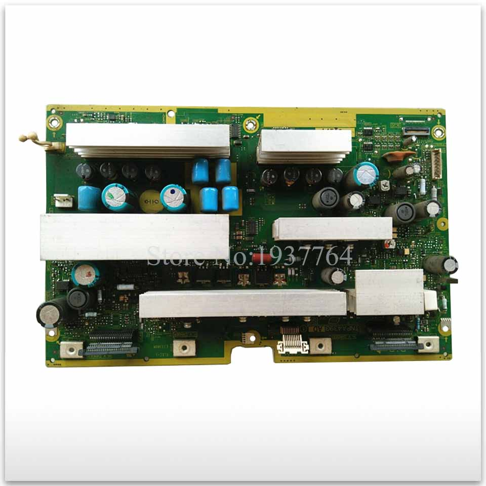 good board TH-42PV80C SC board Y board TNPA4393 AD TNPA4393AD used baord printio чехол для samsung galaxy s5