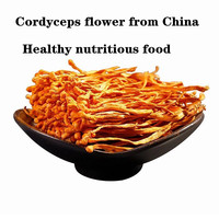 250g 1000g Natural High Quality Cordyceps Sinensis Flowers From China, Strengthen Immunity, Healthy and Nutritious Food