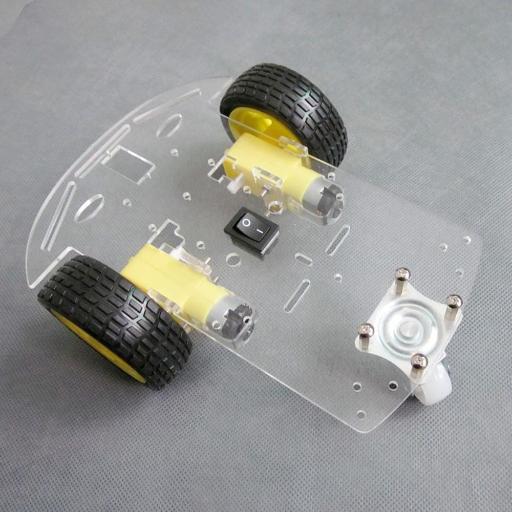Platvormrattad roboti ehitamiseks