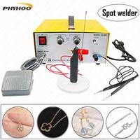 80A spot welding hand held pulse spot welder welding machine welding machine gold and silver jewelry processing