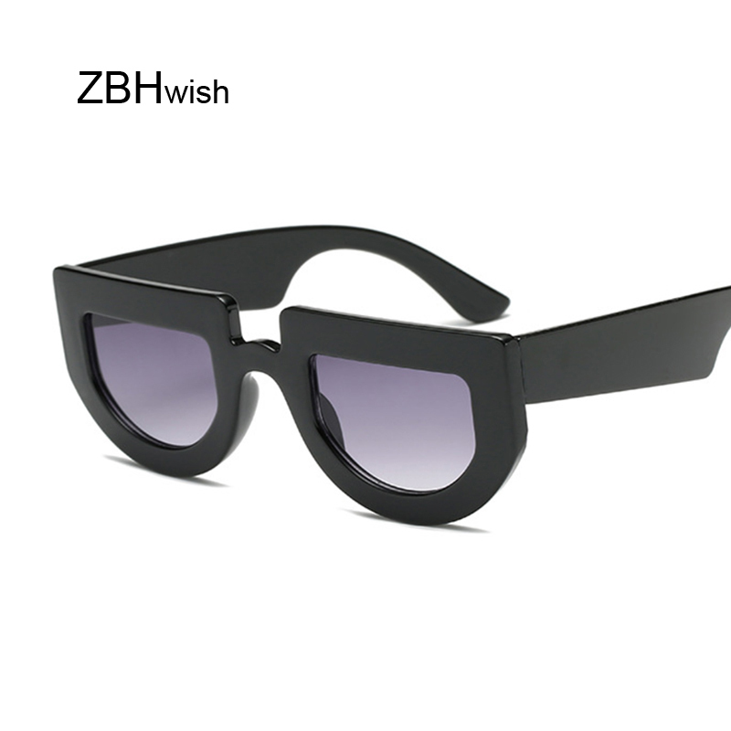 Small <font><b>Cat</b></font> <font><b>Eye</b></font> <font><b>Women</b></font> <font><b>Sunglasses</b></font> <font><b>Brand</b></font> <font><b>Designer</b></font> Celebrity <font><b>Sexy</b></font> Sun Glasses Flat Top Lady Oval <font><b>Sunglasses</b></font> Lunette De Soleil image