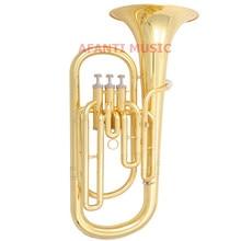 Afanti музыка Bb тон/фосфор и медь/золотой лак баритон