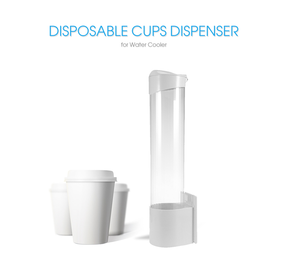Paper Cup Storage Rack Storage holder For Disposable Plastic Cup Container Holder or Water Dispenser Disposable Cups Rack Holder