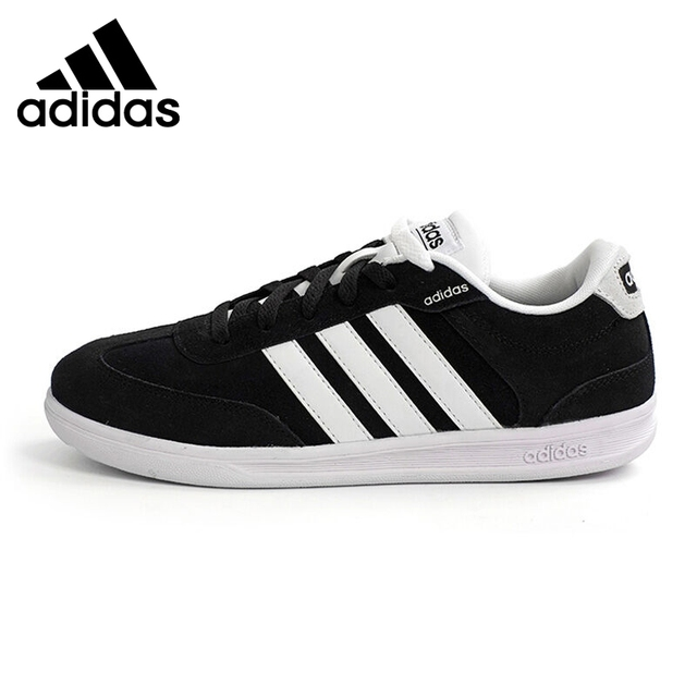online retailer really comfortable fashion Original New Arrival Adidas NEO Label CROSS COURT Men's Skateboarding Shoes  Sneakers