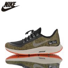 b94cfb187c7 Original Nike Zoom Pegasus 35 escudo de los hombres zapatos-silp resistente  al desgaste ligera