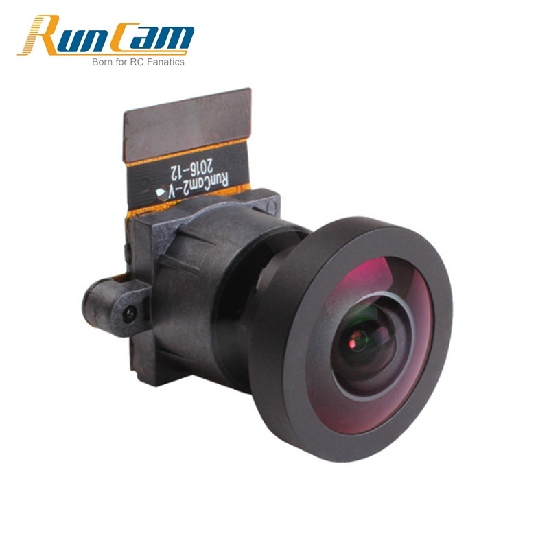 FOV 170 Degree Wide Angle Lens module for RunCam 2 Action Camera Cam Spare Parts Accessories Accs Part for RC Models Drone original aosenma cg035 rc quadcopter spare part gps receiver board for rc models toys multirotor transmission accs