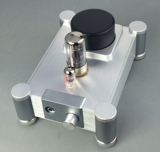 E100 single-ended 6N11 Vacuum tube headphone amplifier Ultra-high power good sound quality букет обыкновенное чудо