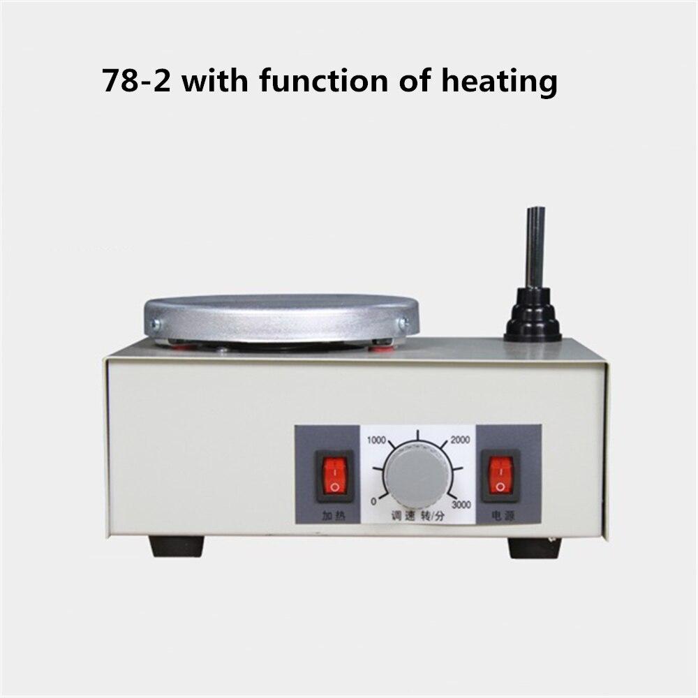 Здесь продается  78-2 Lab Agitator Magnetic Stirring Apparatus Whisk Laboratory Beaker Mixing Tools With The Function of Heating  Офисные и Школьные принадлежности