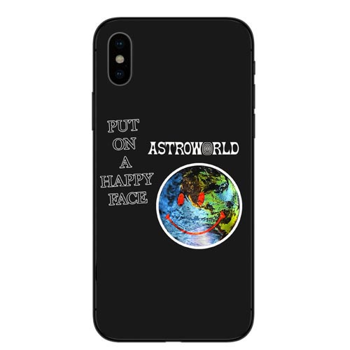 Travis Scott Phone Cases Astroworld Sicko Mode For Apple iPhone X ...