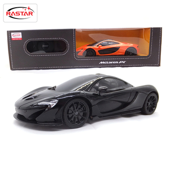 Licensed 124 RC Car Remote Control Toys Cars On the Radio Controlled Remote Control Cars Toys For Boys Mclaren P1 75200 radio-controlled car
