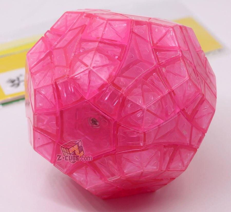 Cubo mágico quebra-cabeça dayan 16 eixo hexadecágono