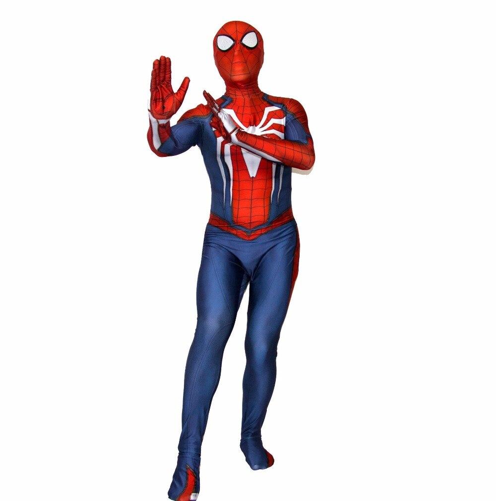 3D digital printing new return to school season return steel muscle man Lian body tights to play the costume cosplay bodysuit