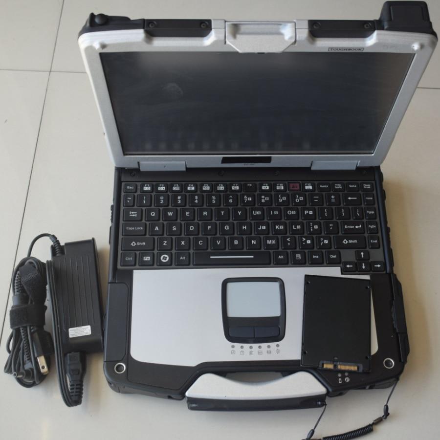 Super SSD 480 go avec logiciel pour icom a2 a3 suivant ista expert mode avec ordinateur portable cf30 utilisé 4g multi langues garantie d'un an - 6