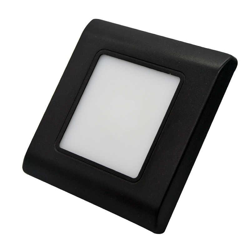 Настенный светильник 5730SMD светодиодный лестничный светильник s 2,5 Вт Светодиодная подсветка пола ночной Светильник для канала/лестницы + 86 фут светильник s Монтажная коробка