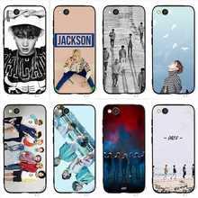 Slim GOT7 kpop Mark Phone Cover for Xiaomi Mi 6 Case A1 A2 Lite 8 F1 Cases