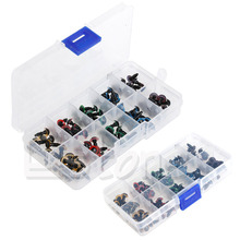 100Pcs 8mm 5 Colors Plastic Safety Eyes Washer For Teddy Bear Doll Toy Puppet все цены