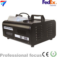 Free Shipping 2pcs/lot 1500W Fog Machine Spray Up DMX Fog Machine 90V 240V 1500W Up Fog Machine With DMX And Remote Controller