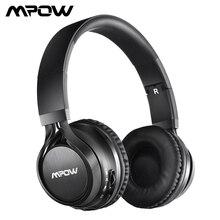 1f55579cb2e Auriculares estéreo Bluetooth MPOW Thor inalámbricos/auriculares de  cancelación de ruido con cable con micrófono