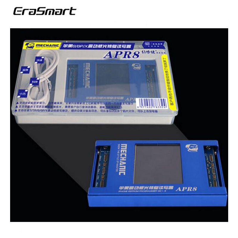 MECHANIC LCD Screen EEPROM Photosensitive For iPhone 7G 7P 8G 8P X APR8 Vibration Code Read