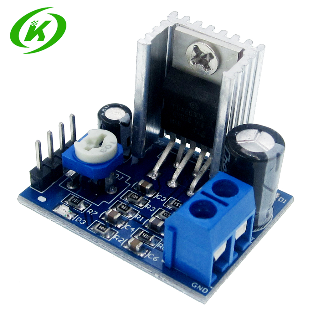 Power Supply TDA2030 Audio Amplifier Board Module TDA2030A 6-12V Single