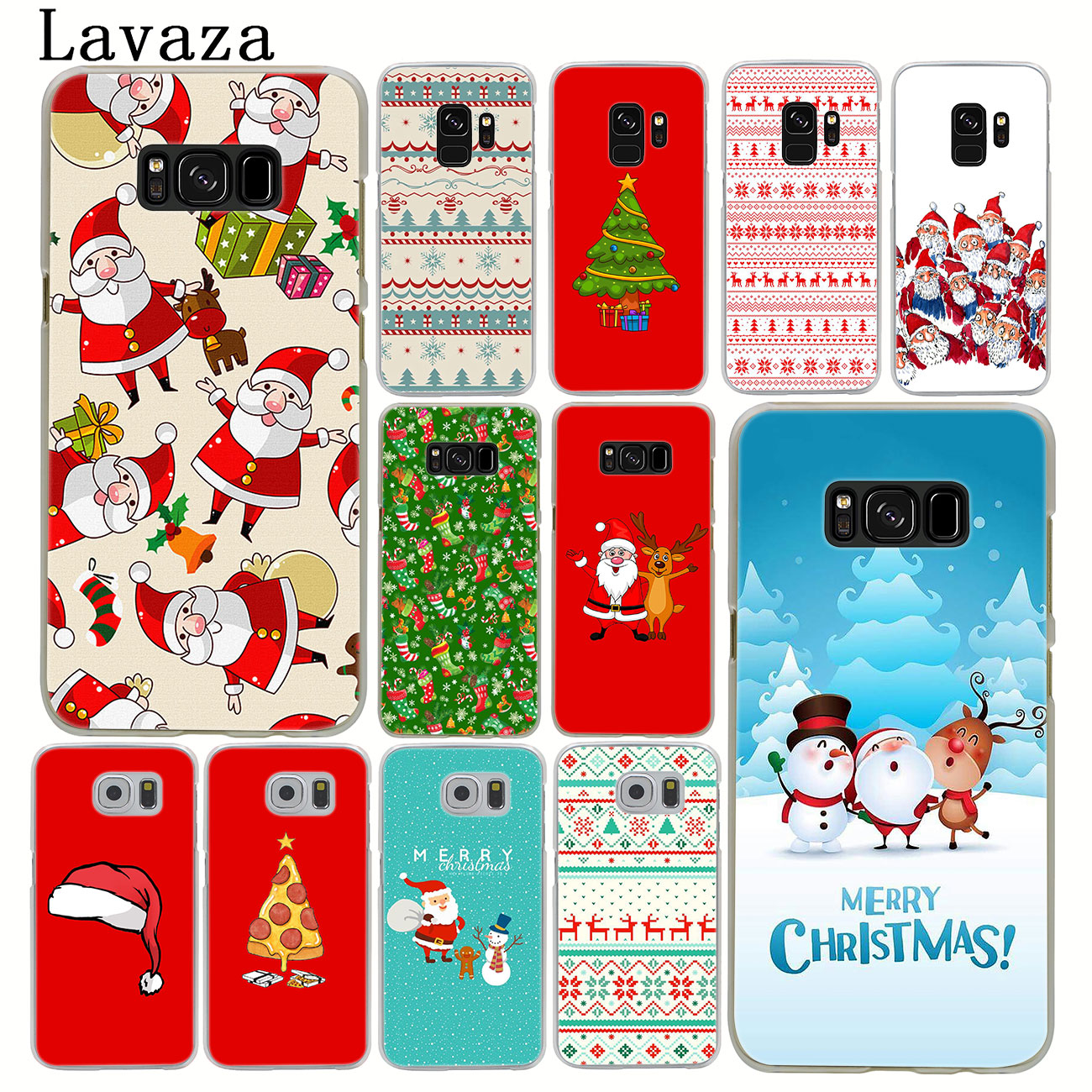 top 10 most popular samsung galaxy merry christmas case brands and
