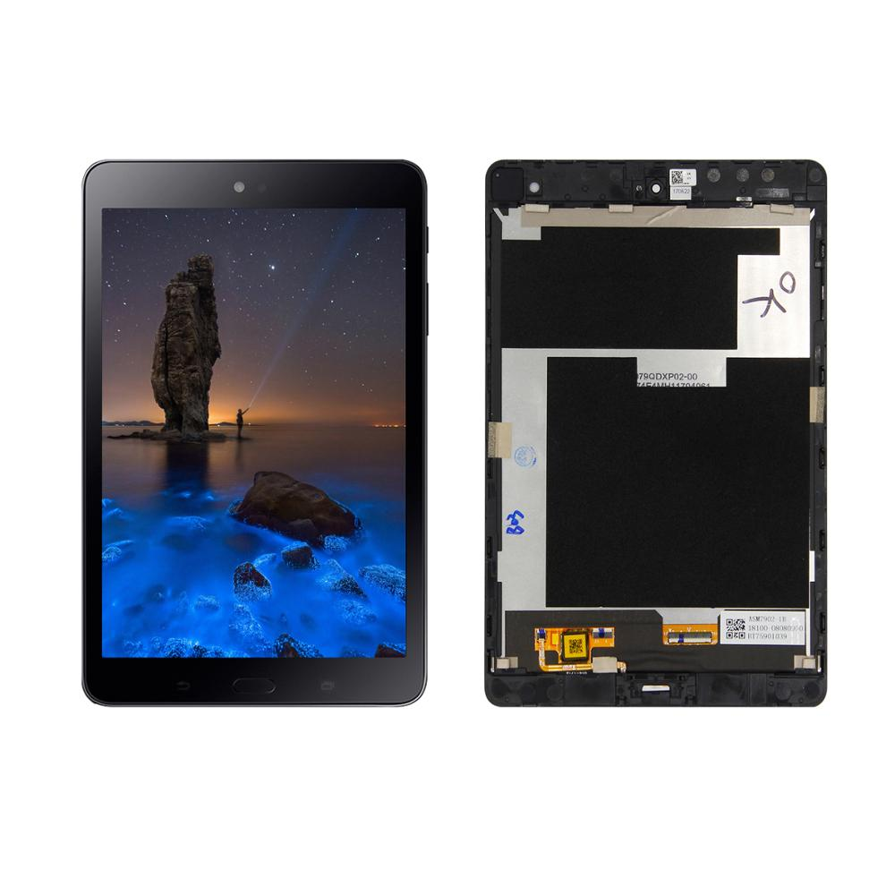 For Asus Zenpad Z8S ZT582 ZT582KL P00J LCD Display Touch Screen Panel Digitizer Assembly + Frame