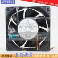 NOVO PARA MELCO TECHNOREX MMF-12D24DS/12F24DS-RP1/CP1/RM1/CM1 PARA Mitsubishi inversor 24 V conversor de Frequência 12038 ventilador de refrigeração