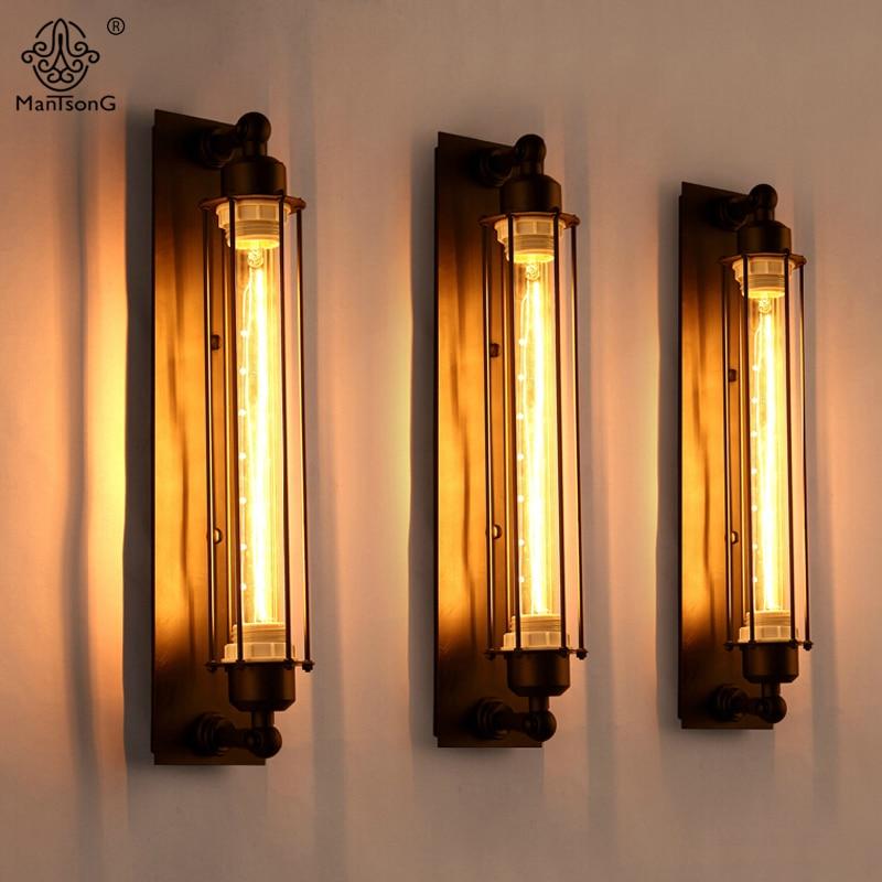 Vintage Bathroom Light