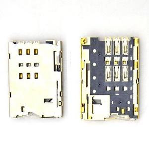 US $4 99 |Top Quality Sim Card Reader Slot Tray Holder Part For Lenovo  A1000 A1010 A1020 A3300 New In Stock +Tracking-in SIM Card Adapters from