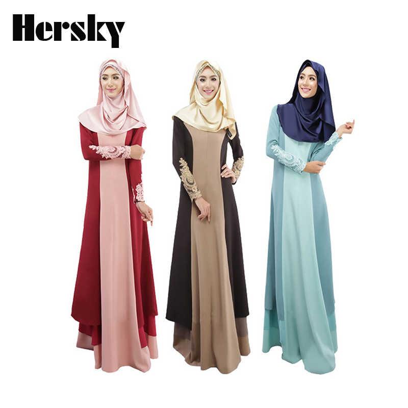 a6e8e83e630d Wholesale Turkish women clothing Muslim Abaya dress islamic abaya jilbab  musulmane vestidos longos hijab clothing dubai