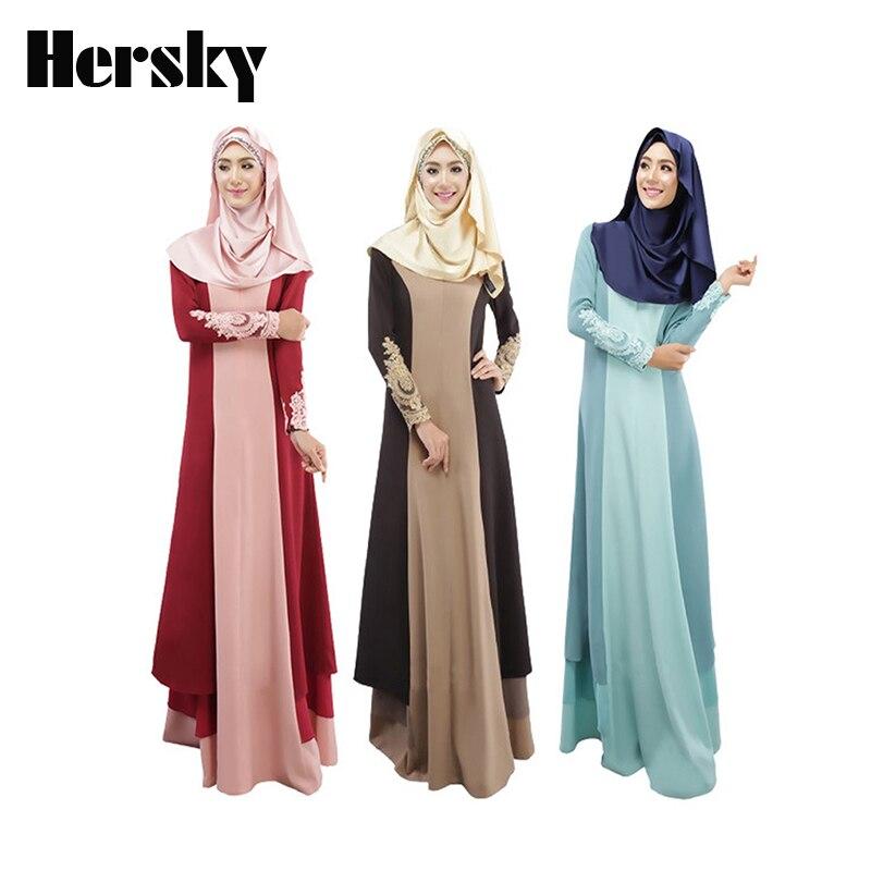 Wholesale Turkish women clothing Muslim Abaya dress islamic abaya jilbab musulmane vestidos longos hijab clothing dubai kaftan  Одежда