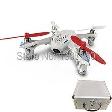 Hubsan X4 H107D FPV 4CH 6-Axis Drone RC Quadcopter RTF 5.8 GHz con Carcasa De Aluminio
