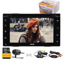 Car Radio Double 2Din Car DVD Player GPS Navigation In Dash Car PC Stereo Video Free Map Car Electronics Multimedia GPS radio