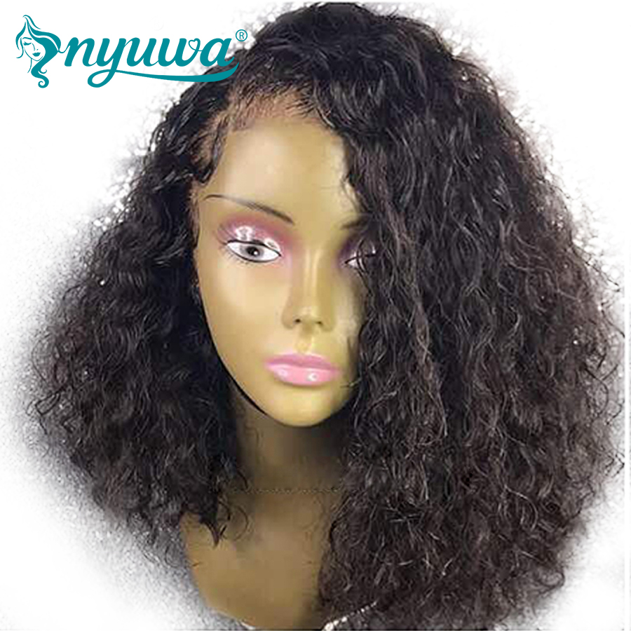 Aliexpress Com Buy 360 Lace Frontal Human Hair Wigs For