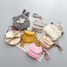 Cute Baby Mini Purses and Handbags Cartoon Kids Messenger Bag for Baby Girls Boys Small Wallet Bag Crossbody Bags Gift